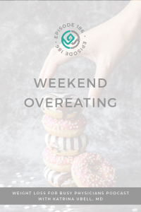 Weekend-Overeating