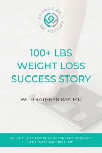 100+-LBS-Weight-Loss-Success-Story-with-Kathryn-Ray,-MD